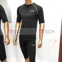 Xbody Machine Ems Cotton Training Suit Jogging Muscle Stimul...