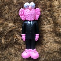 38CM Sesame street KAWS OriginalFake Companion Figure With W...