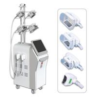 Vente en gros Etats-Unis de haute qualité Cryolipolysis 5 Fat Gel Minceur Coolsculption Machine de travail avec les meilleurs résultats cryoshape