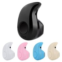 Deporte de S530 Mini sigilo auriculares Bluetooth 4.0 auriculares estéreo de música invisible auriculares del receptor para Samsung S5 S6 Huawei