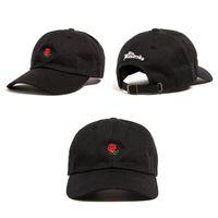 2019 Yüzlerce Gül Snapback Kapaklar snapbacks Özel özelleştirilmiş tasarım Markalar Kap erkek kadın Ayarlanabilir golf beyzbol şapkası casquette şapka