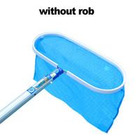 Hot Durable Starke Wasser Reinigung Net Schwimmen Ohne Stange Pool Pool, Fischteich Blau Reinigung Werkzeuge