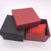 2 Colors  Watch Box Leather Jewelry Wrist Watches Holder Display Storage Box Organizer Case Gift