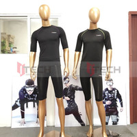 Xbody Ems Training Underwear Ems Fitness Lyocell Underwear For Ems Training Lyocell Polyamied Elastan Training Suit