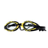 Erkek ve kadın düz yüzme gözlük rahat yüzme gözlüğü yüzme buğu önleyici su geçirmez profesyonel rahat büyük bir kutu HD