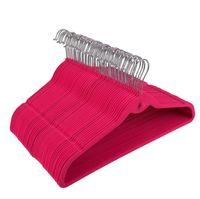 Многофункциональный ряд вешалок для магазина одежды с крючками противоскользящие висячие вешалки без следов черные вешалки размер 44.50см SN2066