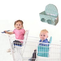 Portable Baby Shopping Cart Cushion Toddler Trolley Pad Mat ...