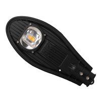 أضواء الشارع LED السوداء 30W 50W 100W 150W الطريق السريع حديقة بارك شارع الخفيفة 85-265V IP65 مصباح الإضاءة في الهواء الطلق