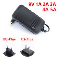 Adaptateur secteur LED Driver DC 9V 1A 2A 3A 4A 5A adaptateur chargeur d'alimentation de commutation AC 220 V à 12 V CC Led