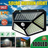 2019 Factory Supply Solar Led Wall Light 20led 2835smd