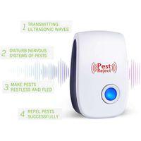 New Verkauf Ultraschall Elektronische Plagemit Umweltfreundlich und Safe Home Pest Reject Freier DHL