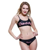 2019 Women Swimsuit Sexy Push Up Swimwear Bikinis Set Swimmi...