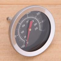 BARBEKÜ Termometre Pişirme Fırın Fritöz Barbekü Probe Termometre Açık Pişirme Gıda Termometre Mutfak Aletleri