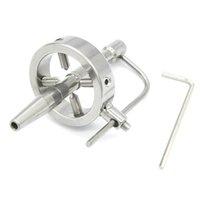 Спайк кольцо пенис уретральный катетер уретры поршень, шатун играют носилки связывание передач подлинной нержавеющей стали XCXA098-Джей
