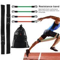 Fitness puxar faixas de resistência de corda Latex força de ginástica equipamentos home exercícios elásticos corpo de exercícios de fitness corpo