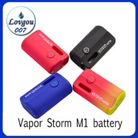 Authentic Vapor Storm M1 battery 800mAh Vstorm Vapor Large L...