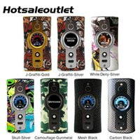 Vsticking VK530 200W TC Box Mod Powered by Dual 18650 Batter...