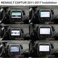 9.0inch Android9.0 RAM 4G ROM 32G Auto-DVD-Radio GPS Navigation Zentral Multimedia für RENAULT CAPTURE 2013 2014 2011 2012 2015 2016 2017