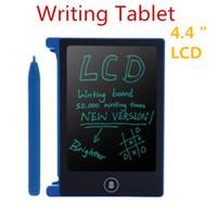 4,4-Zoll-LCD Writing Tablet-Digital-bewegliche Zeichnung Tablet Handschrift Pads Elektronisches Graffiti Tabletten-Brett für Erwachsene Kinder Kinder Geschenk