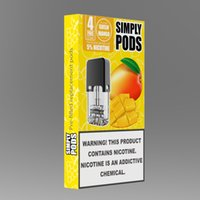 Authentic NEX pods pre- filled pod 18 flavors no burn taste n...