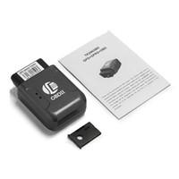 OBD2 GPS Izci Araba Izci Gerçek Zamanlı GSM Takip Cihazı TK206 Geo-çit Aşırı Hız Titreşim Hareket Alarmı Web Uygulaması İzleme