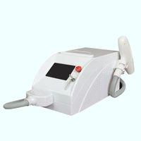 Portable Styple Bonne Qualité Professionnel q commuté ND YAG laser détatouage machine / laser laser rajeunissement de la peau ND YAG laser machine