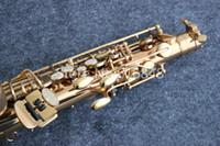 Yanagisawa A-992 Nuovo arrivo Alto Mib Tune Sassofono prestazioni Ottone Oro lacca Strumenti Musicali bemolle Sax con il caso Bocchino