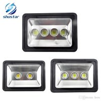 LED 200W 300W 400W Flutlicht im Freien LED Flut-Licht-Lampe wasserdichten LED-Projekt lampTunnel Licht Wechselstrom-85-265V