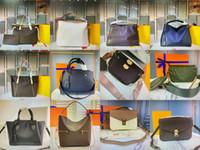 Hohe Qualität Leder Multi Pochette METIS 3 Stück Set Crossbody Tasche Mode Schulter Handtaschen Frauen Totes Handtaschen Top Cross Body Bordniveau PCS