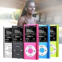 """MP4 Player MP3 Digital LED Video 1.8 """"LCD MP3 MP3 Music Video Player FR Radio Musique Home Photo Sport Tool chaud"""