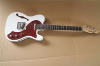 TL electric guitar, classic series, f- hole design, exquisite...