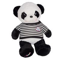 Panda gigante de brinquedo de pelúcia bonito grande pandas abraço urso cama travesseiro de dormir presente do Dia Dos Namorados 37 polegadas 95 cm DY50691
