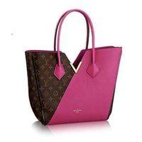 8ec4a455086 2019 Sac à bandoulière simple en cuir Louis Vuitton Sac de 100 sacs en cuir  de vachette Sac style neuf en 1111