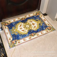 Explosions Door Mat Two For One Luxury European and American...