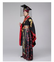the Qin Dynasty Imperial dress Traditional ancient Chinese H...