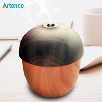Air Humidifier USB Aroma Essential Oil Diffuser Ultrasonic C...