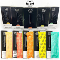New PUFF BAR GLOW Disposable Device Pods Pre- filled LED Ligh...