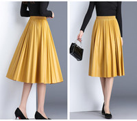 440b4c9ab4 2019 New Spring Korean Style Wool Thick Pleated Skirt Hairball Belt Faldas  Largas Elegantes 5 Colors Available Free Shipping J190411. US $27.90 /  Piece. New ...