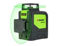 Laser Nível Verde 3D 3 3D Linhas 8 Linhas Auto-Nivelamento Laser Nivelador Vertical Horizontal Cruz Laser Laser Linha de Feixe Vermelho Instrumento de Medição Hot