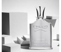 Frete grátis Creed Himalaya Millesime perfume para homens fragrância natural 120ml muito tempo artigo duradouras vêm com caixa