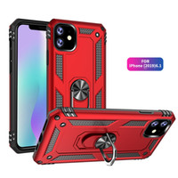 Case Case Case Case per auto per iPhone 12 11 Pro Max 7 8 Plus XS XR SE 2 13 Coperchio del supporto antiurto