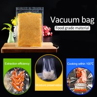 500PCS Vacuum Sealer Plastic Storage Bag For Vacuum Sealing ...