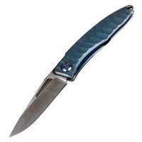 2020CR McNandy folding knife 100% Austrian powder steel M390...