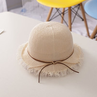 New Summer Outdoor PU Band Accessories Hat For Girls Childre...