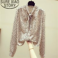 Women shirts harajuku womens clothing 2019 chiffon blouse wo...