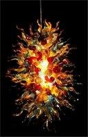 2020 Nueva Luz Estilo Decoración de la lámpara de la venta caliente mini del tamaño 100% soplado Lámparas de cristal de borosilicato