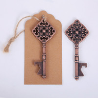 Archaistic Key Chain Beer Bottle Opener Wedding Favor Party ...