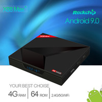 Latest Android 9. 0 OS TV box X88 MAX+ RK3328 Quad- core 4GB 6...