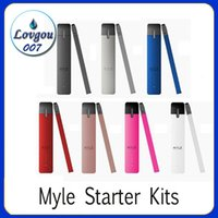 Myle SaltsNic Delivery System 0. 9ml Flavors Pods Cartridges ...