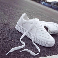 Brand Designer Sneaker Casual Shoes Real Leather Sneakers Ac...